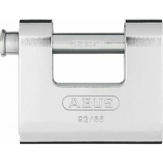 ABUS-ABUS PADLOCK 92/65 B/EFSPP(Padlocks)-4003318319389 - Bosch | Karcher | Hardware Tools in Nairobi  | Pet Foods in Nairobi | Garden Tools in Nairobi | DIY Tools in Nairobi Kenya | Power Tools in Nairobi | Mombasa | Kenya