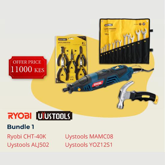 RYOBI-Bundle 1(Power Tools)-BRYUY-1 - Bosch | Karcher | Hardware Tools in Nairobi  | Pet Foods in Nairobi | Garden Tools in Nairobi | DIY Tools in Nairobi Kenya | Power Tools in Nairobi | Mombasa | Kenya