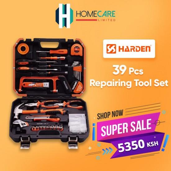 Harden 39pcs Repairing Tool Set