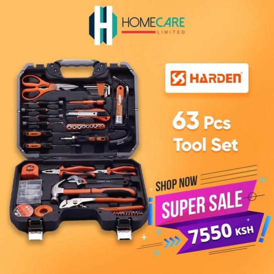 Harden 63pcs Tool Set