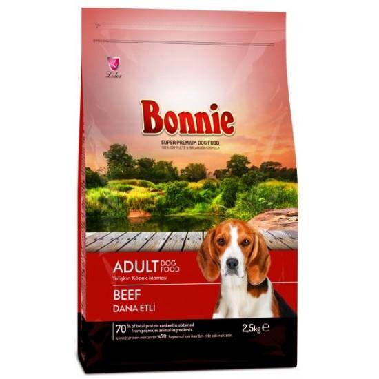 BONNIE-BONNIE ADULT DOG FOOD BEEF - 2.5 Kg(Dog Food)-8698995012188 - Bosch | Karcher | Hardware Tools in Nairobi  | Pet Foods in Nairobi | Garden Tools in Nairobi | DIY Tools in Nairobi Kenya | Power Tools in Nairobi | Mombasa | Kenya
