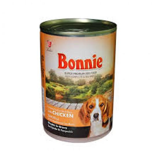 BONNIE-BONNIE CANNED DOG FOOD WITH CHICKEN - CHUNKS IN GRAVY - 400 Gr(Dog Food)-8698995013581 - Bosch | Karcher | Hardware Tools in Nairobi  | Pet Foods in Nairobi | Garden Tools in Nairobi | DIY Tools in Nairobi Kenya | Power Tools in Nairobi | Mombasa |