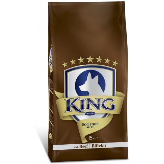 KING-KING PLUS ADULT DOG FOOD BEEF - 15 Kg(Dog Food)-8698995010214 - Bosch | Karcher | Hardware Tools in Nairobi  | Pet Foods in Nairobi | Garden Tools in Nairobi | DIY Tools in Nairobi Kenya | Power Tools in Nairobi | Mombasa | Kenya