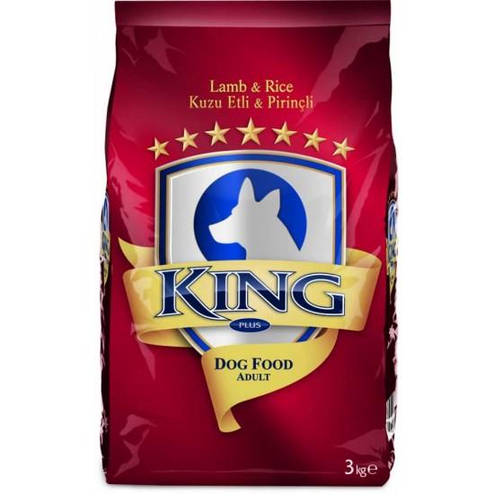 KING-KING PLUS ADULT DOG FOOD LAMB AND RICE - 3 Kg(Dog Food)-8698995011549 - Bosch | Karcher | Hardware Tools in Nairobi  | Pet Foods in Nairobi | Garden Tools in Nairobi | DIY Tools in Nairobi Kenya | Power Tools in Nairobi | Mombasa | Kenya